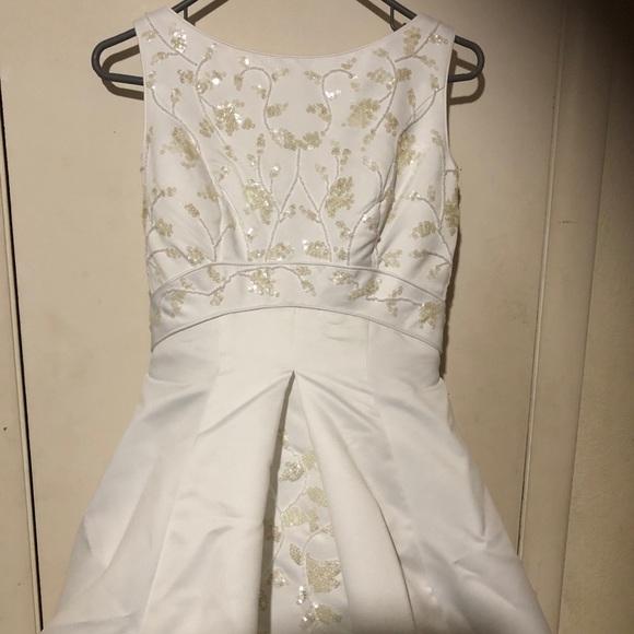 Oleg Cassini Dresses & Skirts - Oleg Cassini wedding dress